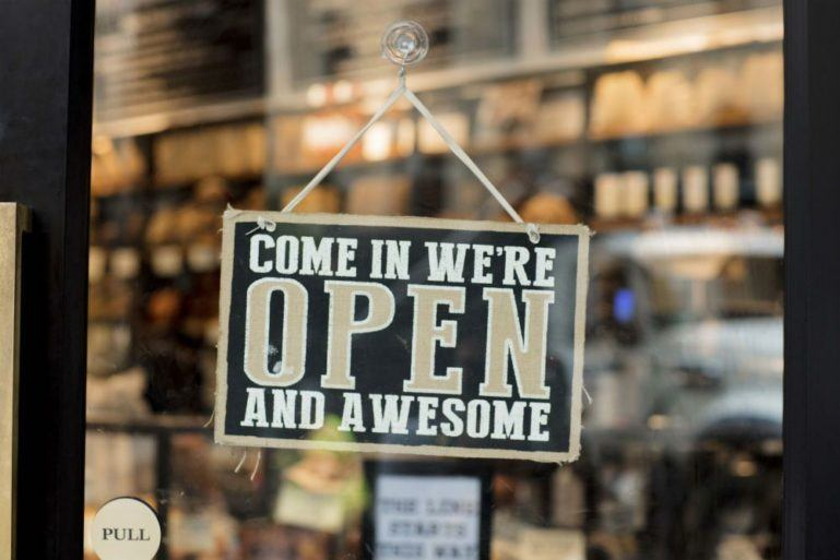 business existing open sign sba requirements loan need awesome