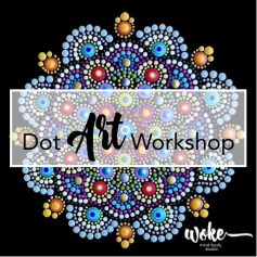 Dot Art Workshop - Dot and Sip