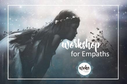 Workshop for Empaths - girl