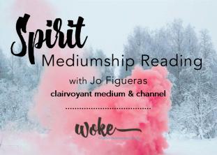 Spirit Mediumship Reading