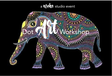 Dot Art Workshop - April 2020