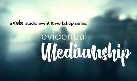 evidential mediumship workshop series