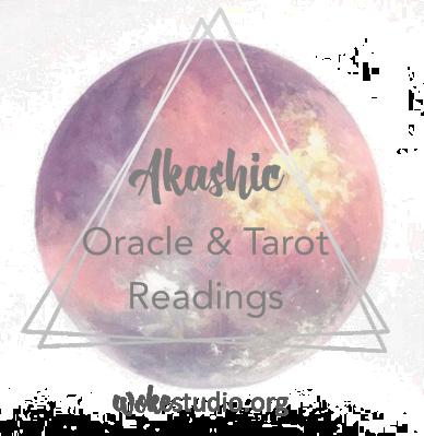 Akashic Readings Promo Image