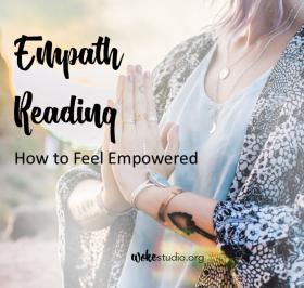 Empath Reading Akashic Promo Image