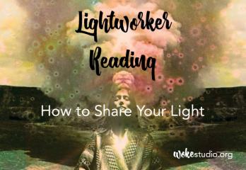 Lightworker Reading Akashic Promo Image